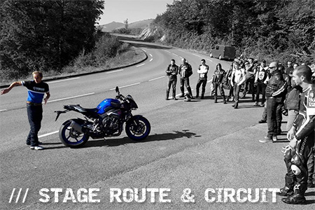Stage Route & Circuit